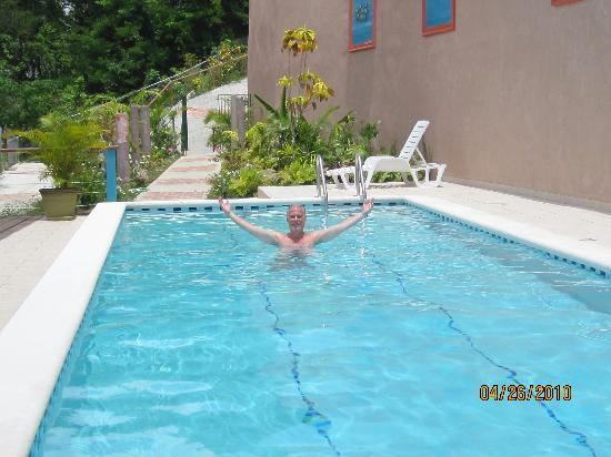Chateau Mygo Villas: Enjoying the good life private pool