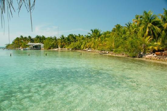 Dangriga, Belize : Southwater Caye - Heaven!