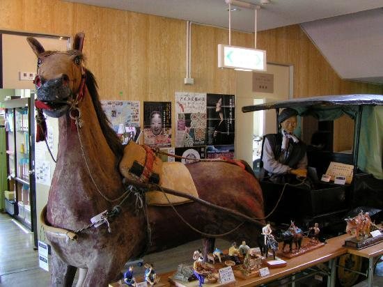 Hondo Museum of History and Folklore: Achtung Kutsche !
