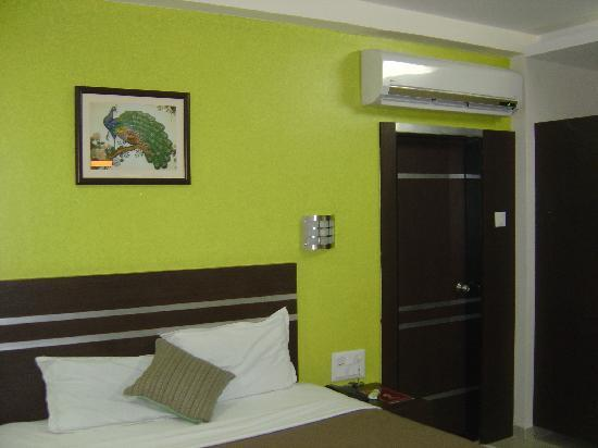 BEST WESTERN Yuvraj: The great interior