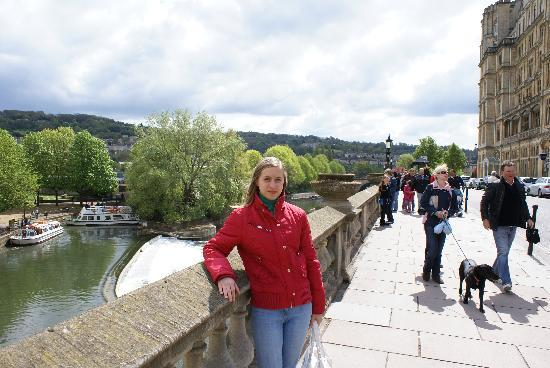Ashgrove Guest House: City centre of Bath