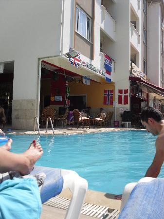 Sort Apart: the pool