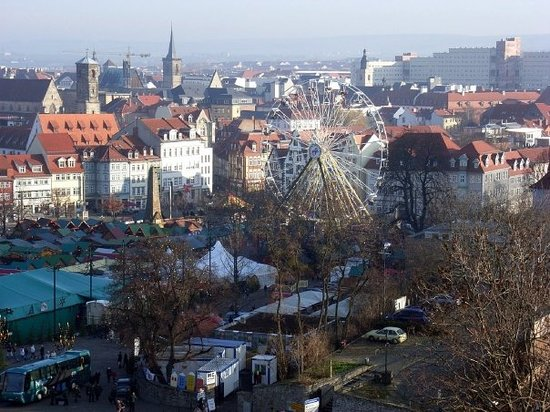 Erfurt Accommodation