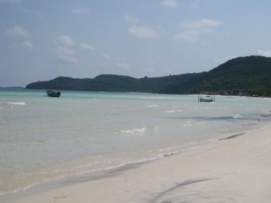 Νησί Που Κουόκ, Βιετνάμ: Tillbaks till paradisstranden - Sao Beach