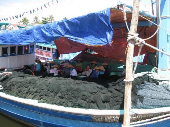 Νησί Που Κουόκ, Βιετνάμ: Nannas kompisar