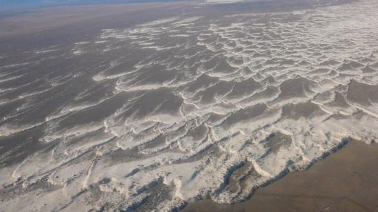 Holloman AFB, Nowy Meksyk: WHITE SANDS