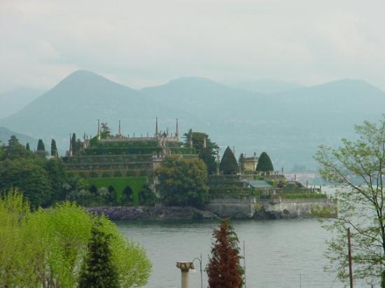 Stresa, Italy: Isola Bella, an island in Lago Maggiore