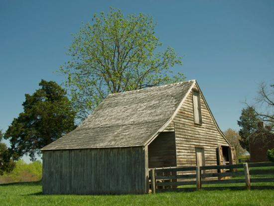 Appomattox, VA: One of the stables of the community.