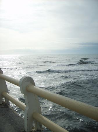 Forte Dei Marmi, Italie : Forte di Marmi: vue sur mer