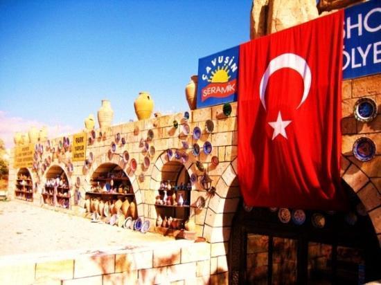 Goreme, Turquía: cappadocia