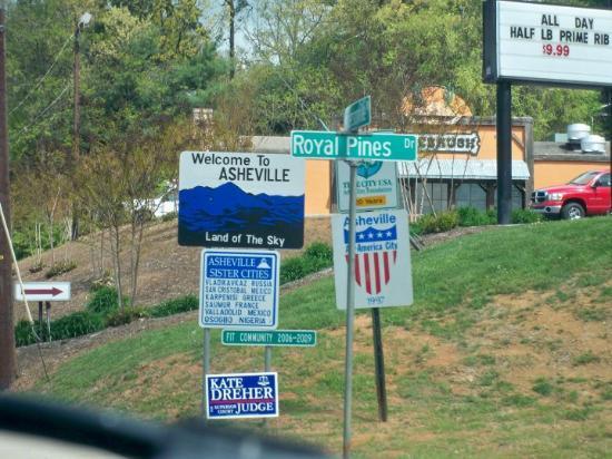 Restaurants Near  Tunnel Rd Asheville Nc