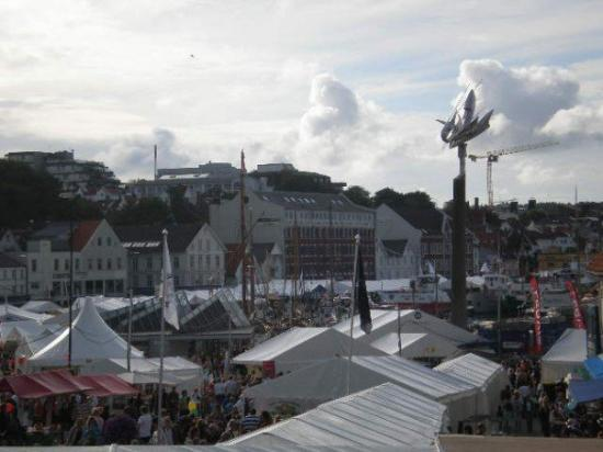 Stavanger, Noruega: stavangårr