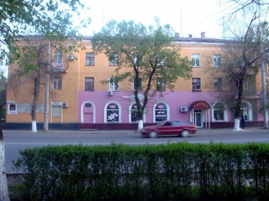 Bilde fra Almaty