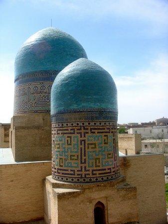 Monuments de Shahr-i-Zindar