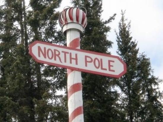 North Pole, AK: Nort Pole