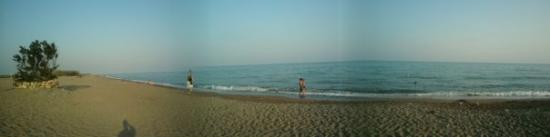 Belek, Turki: Den lækre strand :D