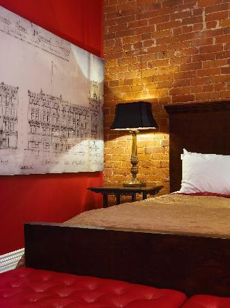 Gladstone Hotel: Billio Room
