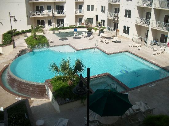 Holiday Inn Club Vacations Galveston Beach Resort: pool