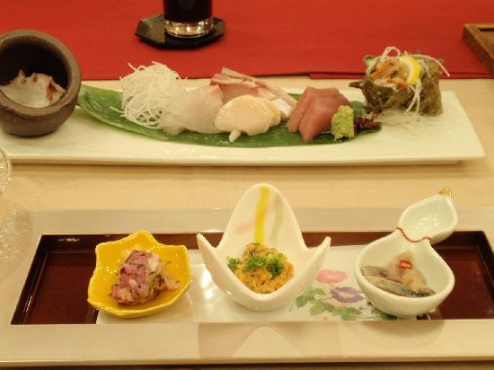 Ajigasawa-machi, Japonya: 食事もおいしい!