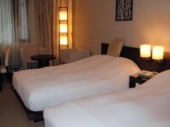 Hotel Strix Tokyo : ふかふかのベッド
