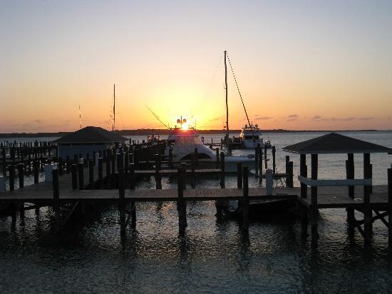 Harbour Island: Sunset