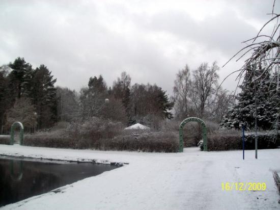 "Vetlanda, Sweden: Blomholm - ""Flower Island"""
