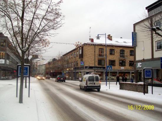 Vetlanda, Sweden: Storgatan - Main street