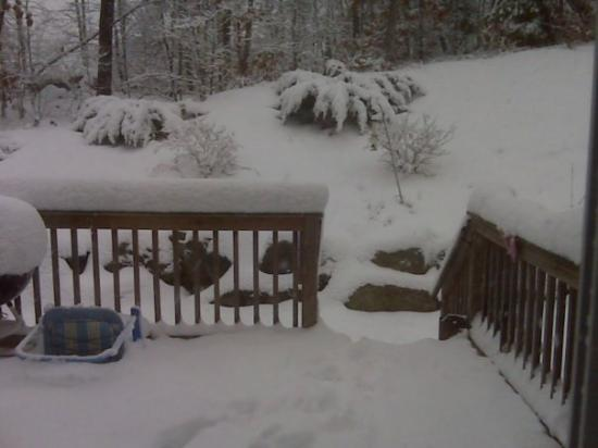 Portsmouth, NH: Snow in NH