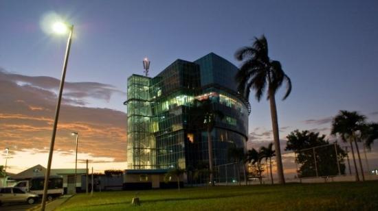 Managua, Nicaragua: Edificio Invercasa.