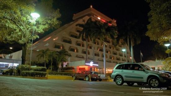 Managua, Nicaragua: Crowne Plaza.