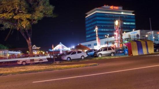 Managua, نيكاراجوا: Llegó el Play land park!