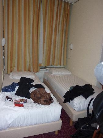 Vivaldi Hotel : la chambre
