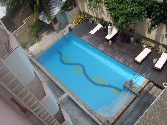 โรงแรมเบลลา วิลล่า เมโทร: Bella Villa Metro Pool