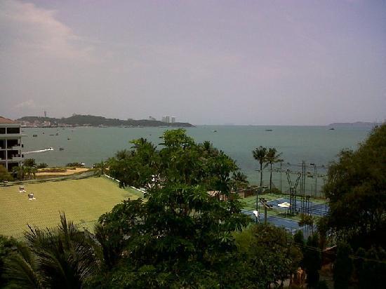 Bella Villa Metro : View from our balcony.