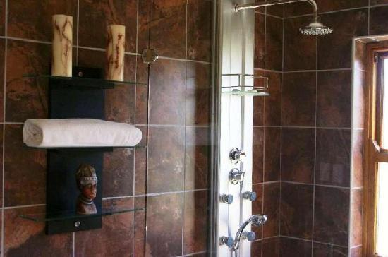Mountain Views Guest House: Showers