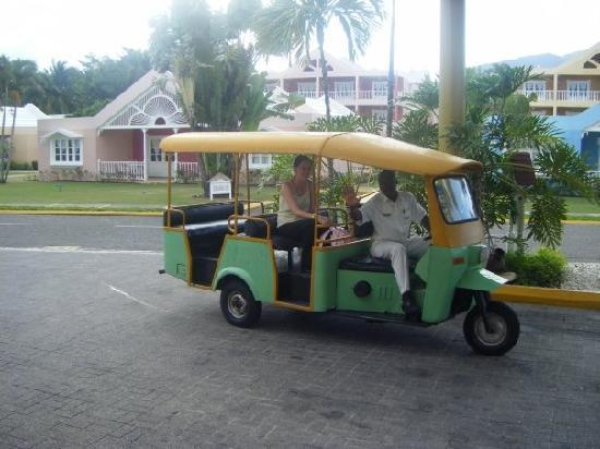 Puerto Plata Village: Hotel Transport