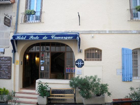 hotel Porte de Camargue - ingresso