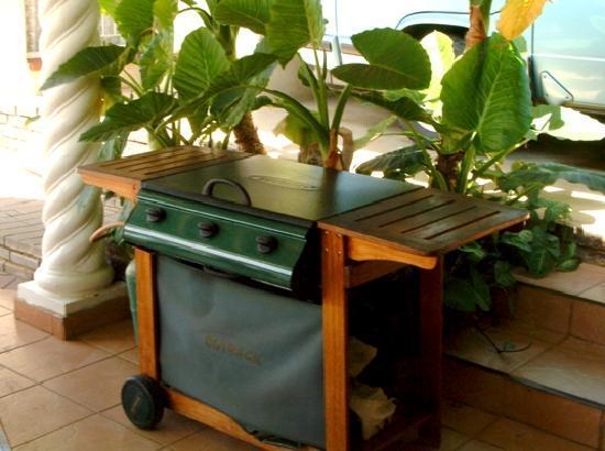 Cherry Tree B&B : Barbecue Facilities