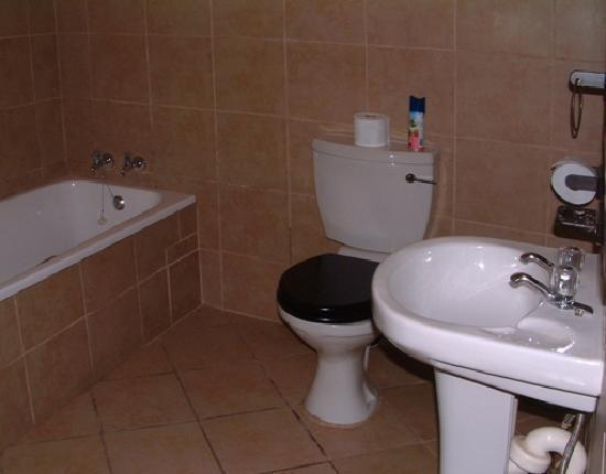 Cherry Tree B&B : Beautiful bathrooms en-suite