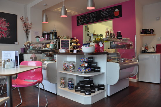 Chapel-en-le-Frith, UK: Cup N Cake Cafe