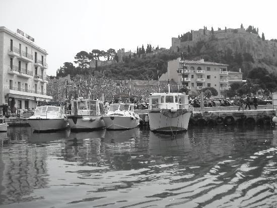 Cassis, Prancis: beautiful harbour