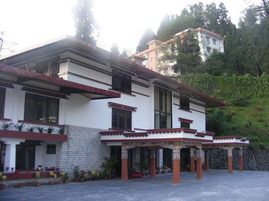 WelcomHeritage Denzong Regency: Excellent stay in Gangtok