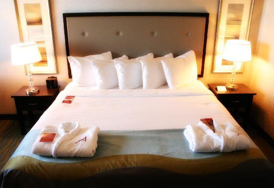 Atlantica Hotel Halifax: Fabulous Executive Level Guestroom - The Top of the City