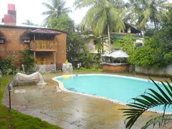 Sea Breeze Beach Hotel: Pool view