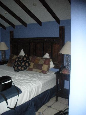 Casa Bella Rita Boutique Bed & Breakfast: BNicely appointed room at top of courtyard stairs