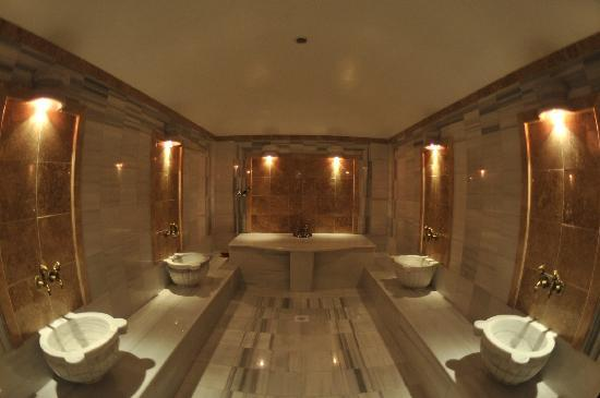 Hammam With Ottoman And Moroccan Treatments Picture Of