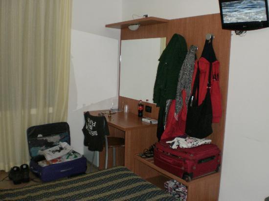 Salerno Hotel : Habitacion 2