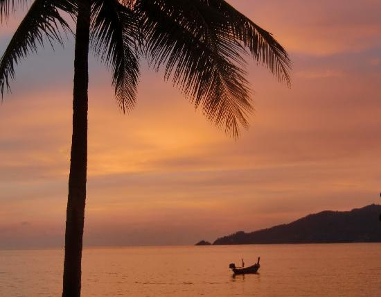 Amari Phuket: Sunset in Phuket