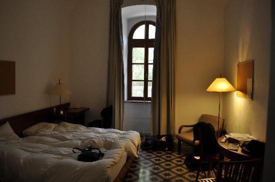 Room at Austrian Hospice