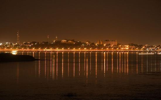 Hotel Palash Residency: bhopal's lake